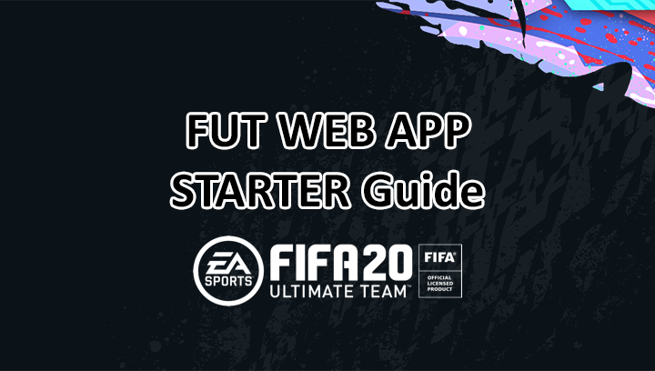 FUT 20 Web App Starter Guide
